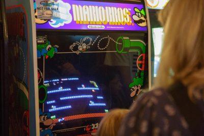 Mario Bros Arcade Game