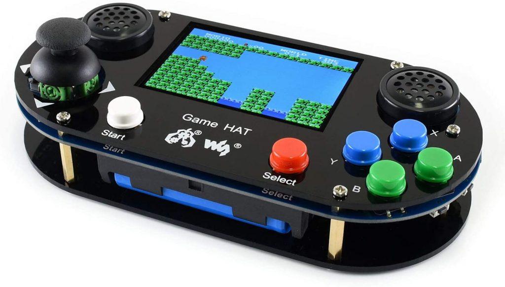 Raspberry Pi game console