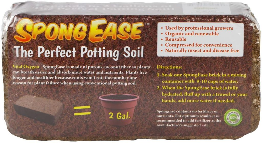 Coconut Coir Soil starter