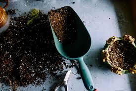 Make DIY potting soil