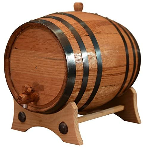 Oak barrel to age your spirits at home