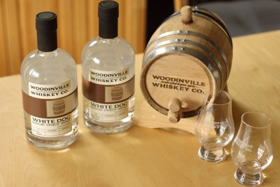 Barrel age spirits at home