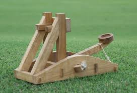 build-your-own catapult